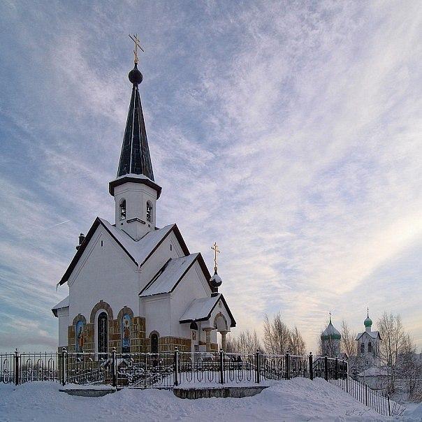 Церковь святого георгия победоносца московское шоссе