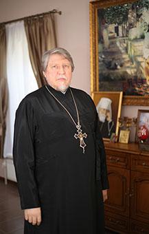 протоиерей  Михаил Владимирович Терюшов