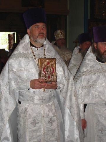протоиерей  Виктор Викторович Осташевский