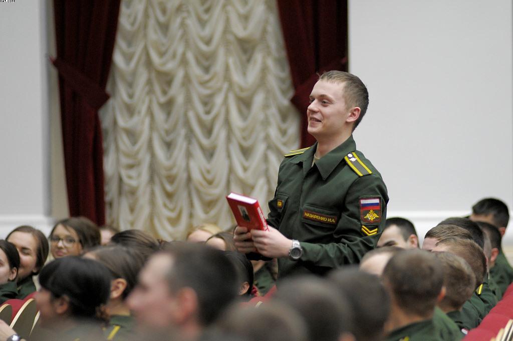 Руководство Военной Академии Связи