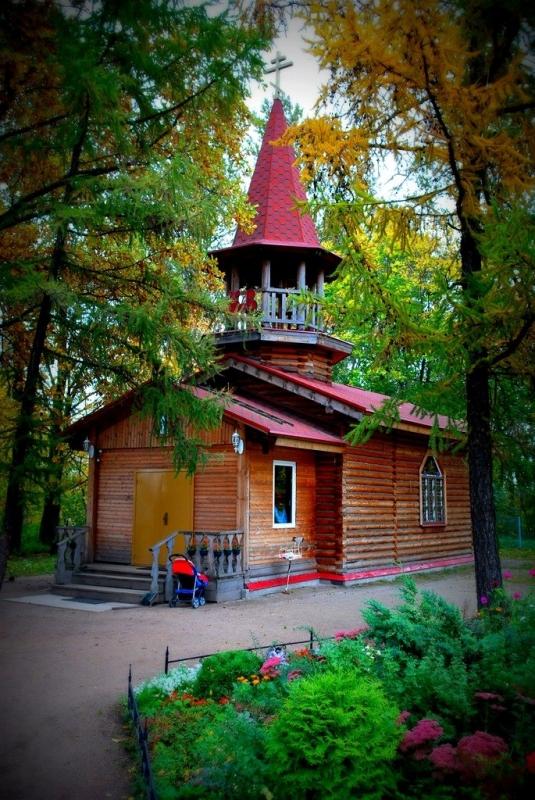 церковь в рыбацком санкт-петербург