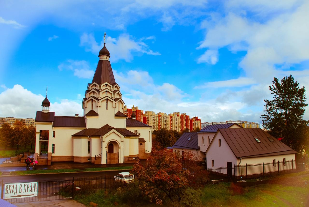 Ул славы церковь храм георгия