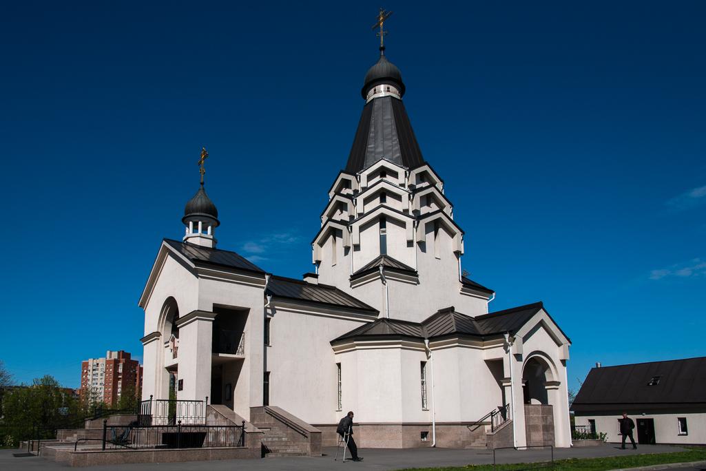 История храма георгия победоносца на московском шоссе