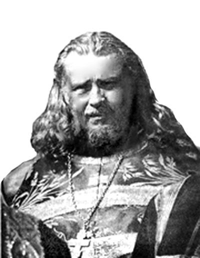 Протоиерей Николай Симо