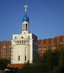 Храм Державной иконы Божией Матери на пр. Культуры