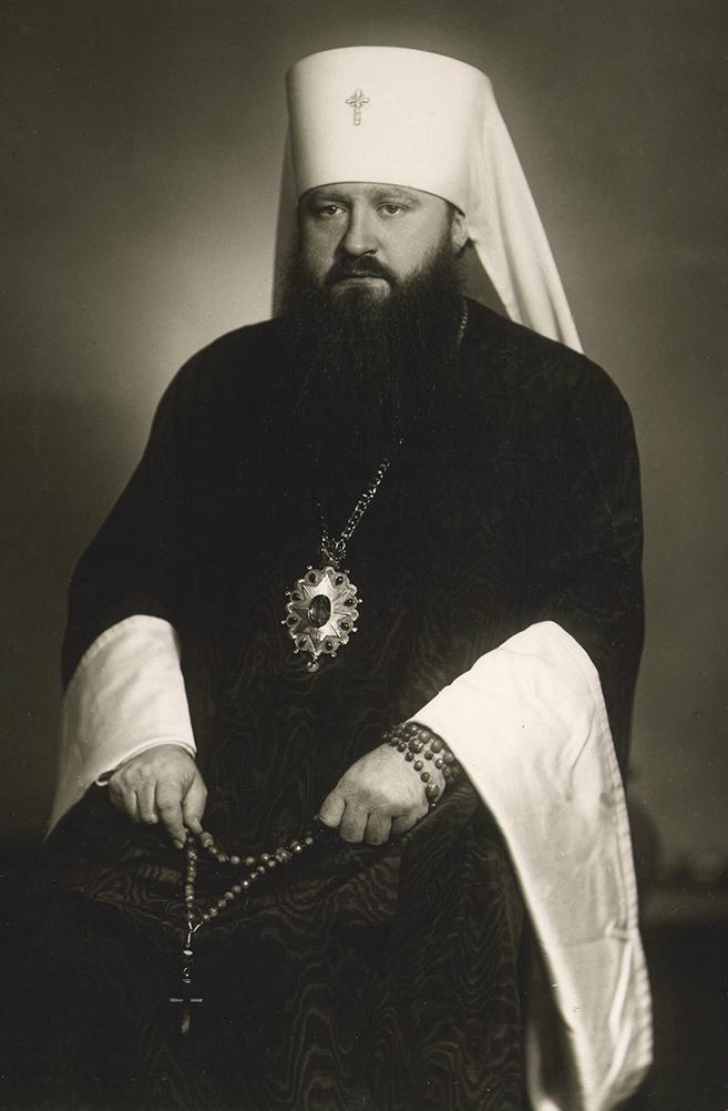 Богослужения в память 40-летия кончины митрополита Никодима (Ротова)